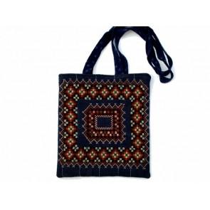 Royal Blue College Bag