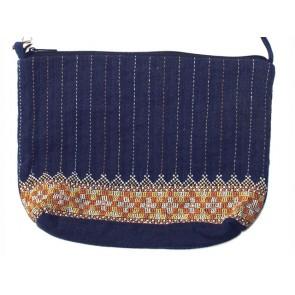 Indigo Blue Day Bag