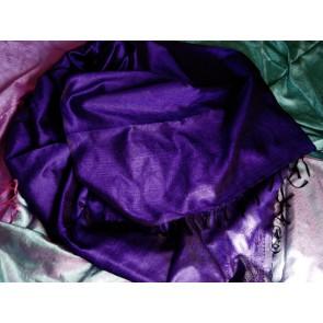 Amethyst Silk Scarf
