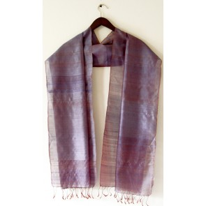 Starry Nights Silk Scarf