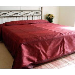 Roses Silk Bedspread