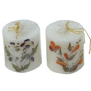 "Scented Candles Cylindrical 2.7"" High"