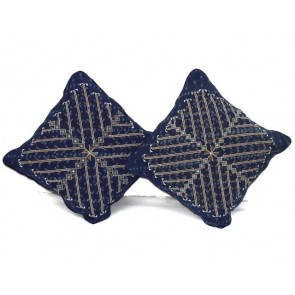 Indigo Cotton Cushion Covers