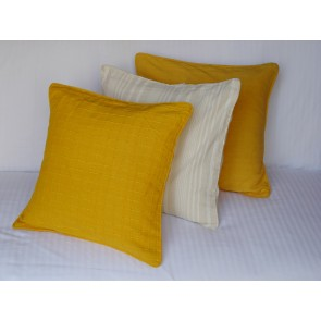Golden Rod Throw Pillows