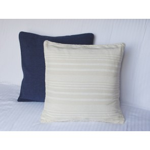 Midnight blue Throw Pillows
