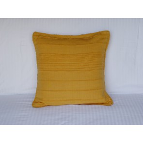 Dark Goldenrod Throw Pillows