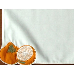 Lemons Quilted Place Mat