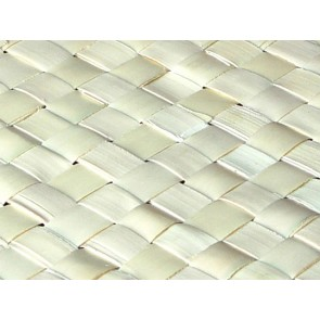 Square Palm Leaf Place Mat