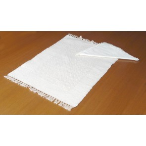 Beige Cotton Place Mats