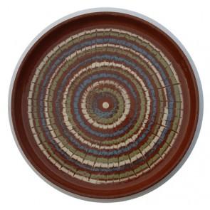 """9.1\"""" Ceramic Plate"""