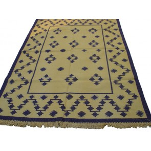 Stars of Autum Dhurrie Rug