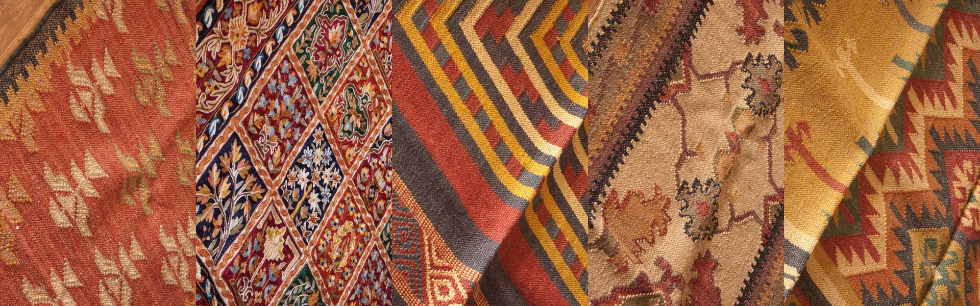 Kilims and Dhurries